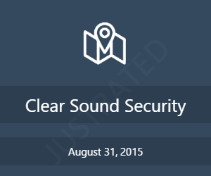 Clear Sound Security
